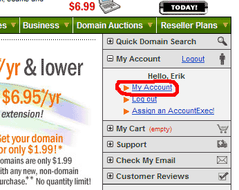 how to add reverse dns record godaddy