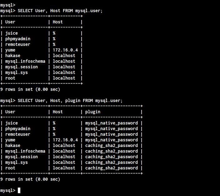Debian Benutzer Anzeigen